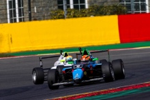 Santiago Ramos (MEX) Jenzer Motorsport