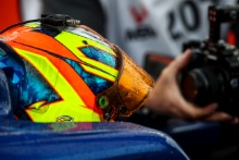 Christian Mansell (AUS) - Carlin British F3
