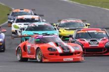 Andy Robey - Gemini Motorsport Marcos Mantis