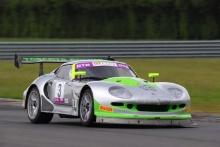 Charlotte Gilbert - Top Cats Racing Marcos Mantis