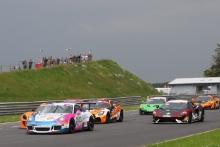 Nick Phelps - Valluga Racing Porsche 991.1 GT3 Cup