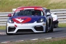 Carl Cavers / Lewis Plato -  Valluga Racing Porsche Cayman Clubsort GT4