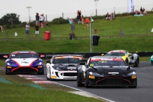Chris Murphy  - Whitebridge Motorsport Aston Martin Vantage GT4