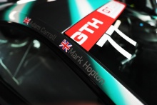 Mark Hopton / Adam Carroll  - Greystone GT Mclaren 570S GT4