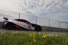 James Guess  / Tom Canning - Feathers Motorsport Aston Martin Vantage AMR GT4