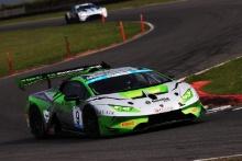 Warren Gilbert  / Jensen Lunn  Top Cats Racing Lamborghini Super Trofeo