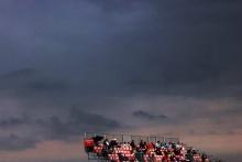 Fans at Snetterton