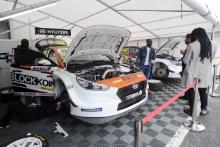 Bradley Kent - Hyundai i30 N TCR and Lewis Kent - Hyundai i30 N TCR