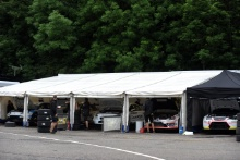 VW Racing Cup / TCT and TCR paddock