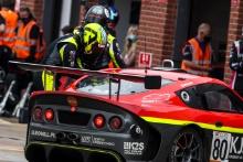 Craig Wilkins / Aaron Scott - Scott Sport Ginetta G55 Supercup