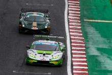 Warren Gilbert / Jensen Lunn - Topcats Racing Lamborghini Super Trofeo