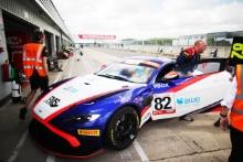 James Guess / Darren Turner - Aston Martin Vantage