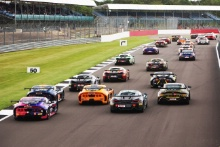 GT CUP Silverstone Action