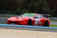 Domini Roschmann - Ferrari 550 Maranello Prodrive