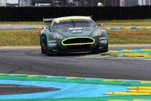 Darren Turner - Aston martin DBR9