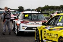 William Butler - Cupra TCR SEQ - Power Maxed Car Care Racing