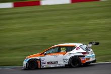 Isaac Smith - Cupra TCR DSG - Zest Racecar Engineering