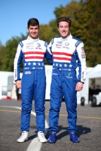 Jake Craig and Colin Mullan  (USA) CDR Ray
