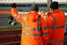 Silverstone Marshals