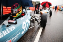 Classic Team Merlyn/  Horatio Fitz – Simon Merlyn Mk20A