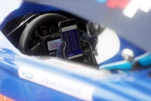 RHE with Wayne Poole Racing/  Josh Fisher Van Diemen RF99