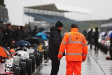 Marshals at the Walter Hayes Trophy