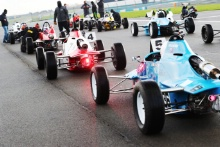 Formula Ford 1600 at Donington Park