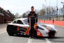Greg Johnson Elite Motorsport Ginetta Junior