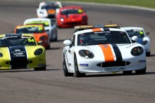 Ginetta Safety Car