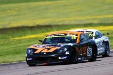 James Taylor Ginetta Junior Richardson Racing