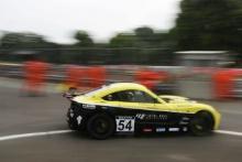 Adam Smalley Elite Motorsport Ginetta Junior