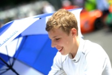 Tom Emson Elite Motorssport Ginetta Junior