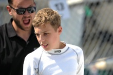 Tom Emson Elite Motorssport Ginetta Junior