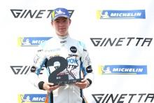Louis Foster Elite Motorsport Ginetta Junior