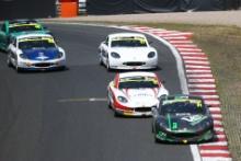 Jonny Wilkinson Elite Motorsport Ginetta Junior