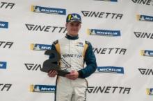James Taylor Richardson Racing Ginetta Junior
