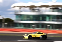 Fin Green Elite Motorsport Ginetta Junior