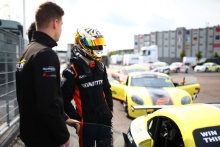 Adam Smalley Elite Motorsport Ginetta Junior