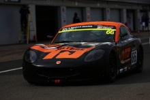 James Taylor Richardson Racing Ginetta Junior