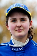 Molly Dodd (GBR) Premiership Academy Ginetta Junior