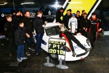 James Hedley (GBR) Elite Motorsport Ginetta Junior