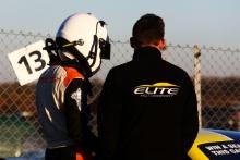 Casper Stevenson (GBR) Elite Motorsport Ginetta Junior