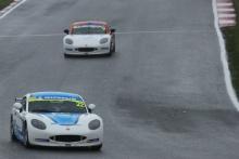 Bailey Voisin Douglas Motorsport Ginetta Junior
