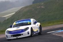 Tom Emson Elite Motorsport Ginetta Junior