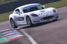 James Hedley Elite Motorsport Ginetta Junior