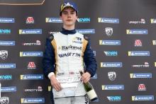 Casper Stevenson Richardson Racing Ginetta Junior