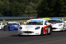 Josh Rattican R Racing / In2Racing Ginetta Junior