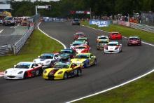 Josh Rattican R Racing / In2Racing Ginetta Junior Joel Pearson / Elite Motorsport Ginetta Junior