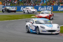 Bailey Voisin / Douglas Motorsport Ginetta Junior