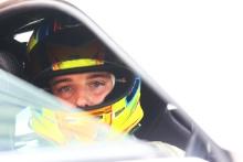 Theo Edgerton TCR Ginetta Junior
